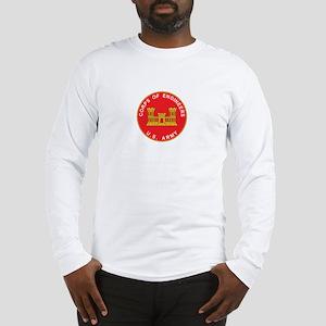 ENGINEERS-CORPS Long Sleeve T-Shirt