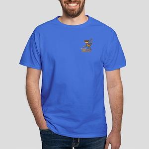 Touch my monkey Dark T-Shirt
