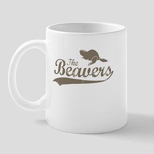The Beavers Mug