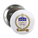 BELIVEAU Family Crest Button