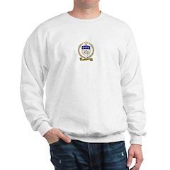 BELIVEAU Family Crest Sweatshirt