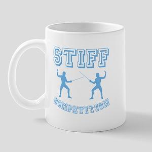 Stiff competition Mug