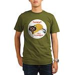 Tacocat The Palindrome Organic Men's T-Shirt