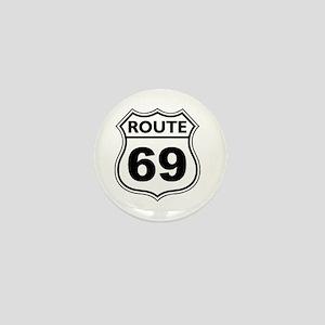 Route 69 Mini Button