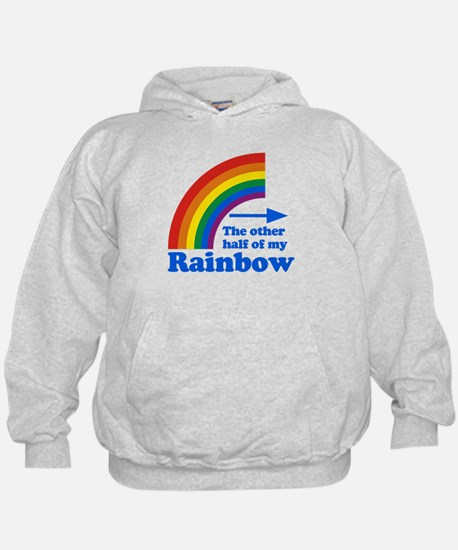 The other half of my rainbow Hoodie