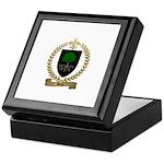 BOIS Family Crest Keepsake Box