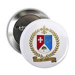 BOISVERT Family Crest Button