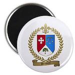 BOISVERT Family Crest Magnet