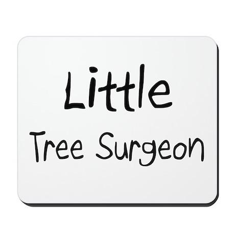 Little Tree Surgeon Mousepad