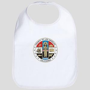LOS-ANGELES-COUNTY-SEAL Bib