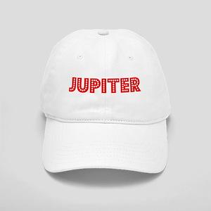 Retro Jupiter (Red) Cap