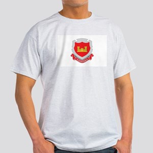 ENGINEERS-CORPS-INSIGNIA Light T-Shirt