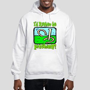 Horseshoe Pitching Hooded Sweatshirt