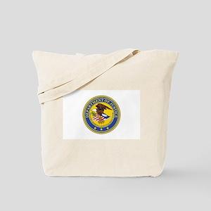 DEPARTMENT-OF-JUSTICE-SEAL Tote Bag