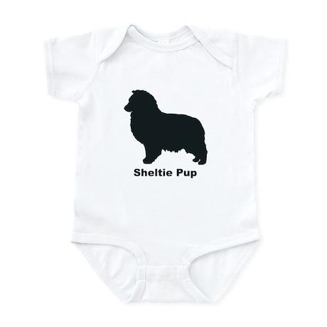 SHELTIE PUP Infant Bodysuit