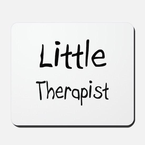 Little Therapist Mousepad