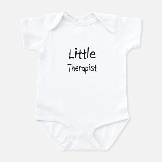 Little Therapist Infant Bodysuit