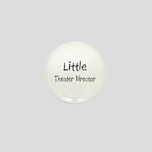 Little Theater Director Mini Button