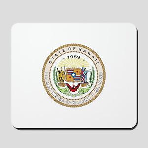 HAWAII-SEAL Mousepad