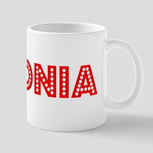Retro Laconia (Red) Mug