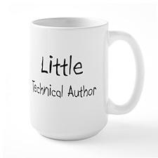 Little Technical Author Large Mug
