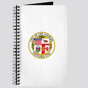 LOS-ANGELES-CITY-SEAL Journal