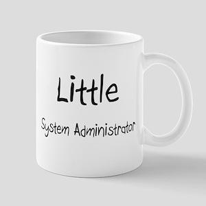 Little System Administrator Mug