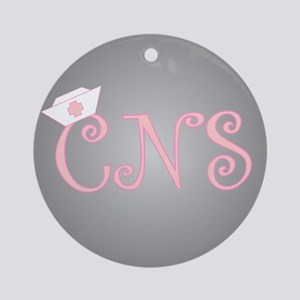 CNS Ornament (Round)