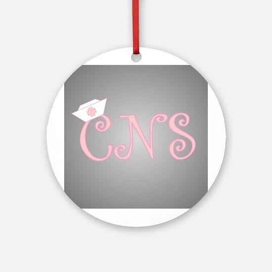 CNS Ornament (Round)