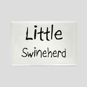 Little Swineherd Rectangle Magnet