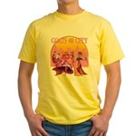 Goats and the City Yellow T-Shirt