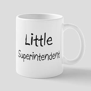 Little Superintendent Mug