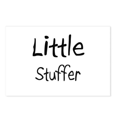 Little Stuffer Postcards (Package of 8)