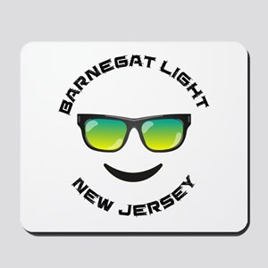 New Jersey - Barnegat Light Mousepad