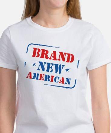 Brand New American Women's T-Shirt