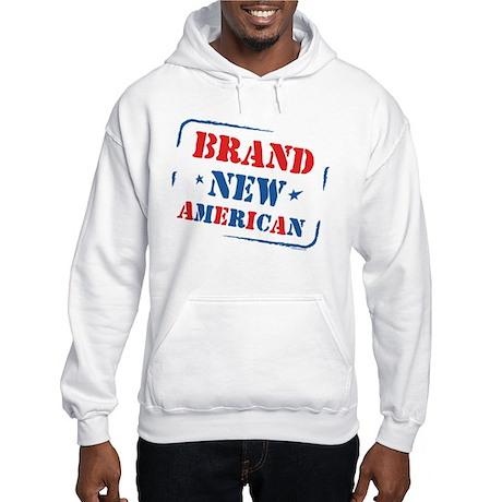 Brand New American Hooded Sweatshirt