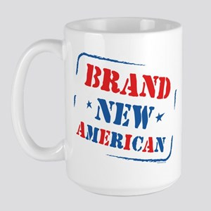 Brand New American Large Mug