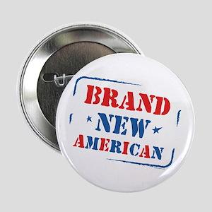 "Brand New American 2.25"" Button"