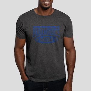 Proud Paramedic's Mom Dark T-Shirt