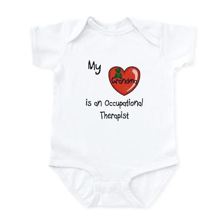 Occupational Therapist Infant Bodysuit