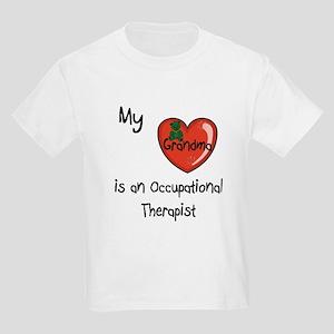 Occupational Therapist Kids Light T-Shirt