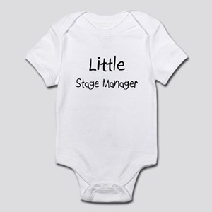 Little Stage Manager Infant Bodysuit