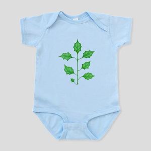 Green Leaves Infant Bodysuit