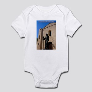 California Missions Infant Bodysuit