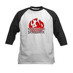 Knoxville Skatepark Kids Baseball Jersey