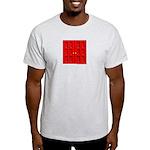 Red Doors Ash Grey T-Shirt