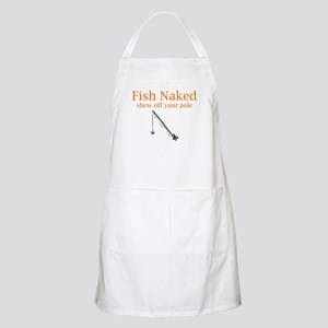 Fish Naked BBQ Apron