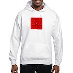 Red Doors Hooded Sweatshirt