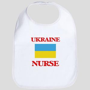 Ukraine Nurse Baby Bib