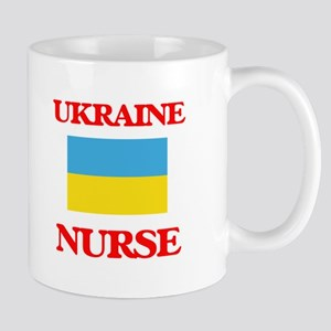Ukraine Nurse Mugs